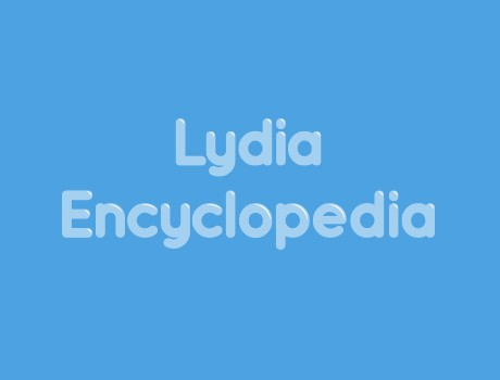 Lydia Encyclopedia: Nursery school song